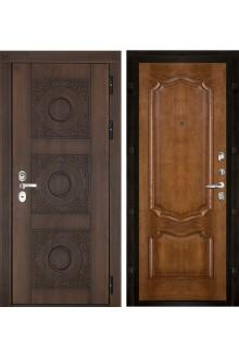 Дверь входная металлическая в квартиру Италия с замком CISA.