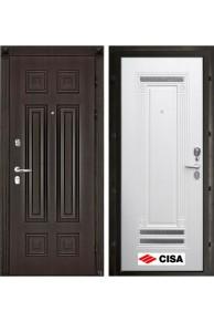 Дверь входная металлическая в квартиру Сенатор Марсель 3D с замком CISA.