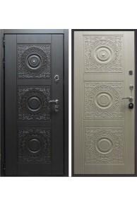 Дверь входная стальная Богема (Беленый Дуб)