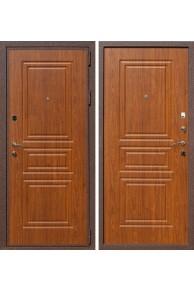 Входная металлическая дверь Лекс 6 (Береза мореная)