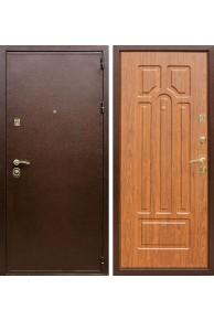 Входная металлическая дверь Лекс 5А (Береза мореная)