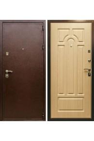 Входная металлическая дверь Лекс 5А (Беленый дуб)