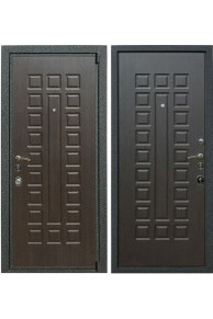 Входная металлическая дверь Лекс 4А Mottura (Венге / Венге)