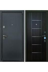Входная металлическая дверь Лекс 3А Mottura (Венге)