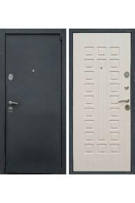 Входная металлическая дверь Лекс 3 (Беленый дуб)