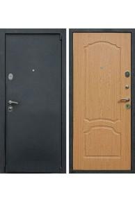 Входная металлическая дверь Лекс 3 (Натуральный дуб)
