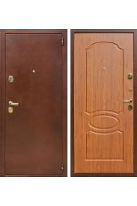 Входная металлическая дверь Лекс 2 (Берёза морёная)