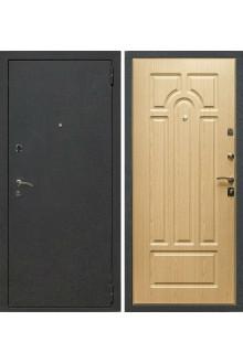 Входная металлическа дверь  Кракодил Натуральный дуб.
