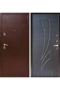 Входная металлическая дверь Лекс 1 (Венге)