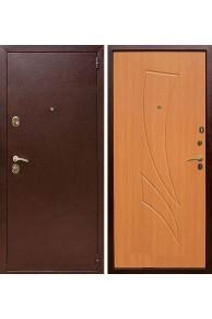Входная металлическая дверь Лекс 1 (Клён медовый)