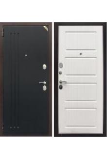 Входная  металлическая дверь Зетта Комфорт 3Д1 Основа  Рубикон светлый