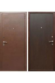 Входная металлическая дверь Лекс Эконом (Венге)