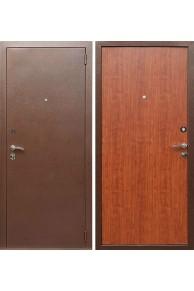 Входная металлическая дверь Лекс Эконом (Итальянский орех)