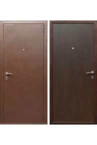 Входная металлическая дверь Лекс СуперЭконом (Венге)