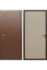 Входная металлическая дверь Лекс СуперЭконом (Беленый дуб)