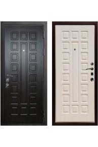 Металлическая дверь Лекс Гладиатор (Венге / Беленый дуб)