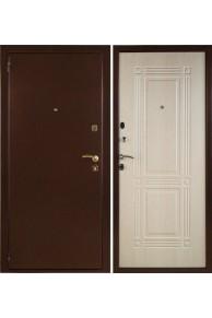 Входная металлическая дверь Триумф беленый дуб