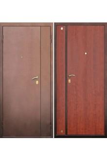 """Входная дверь Империя """"Двухстворчатая"""" Итальянский орех"""