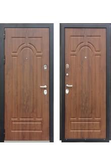 Входная металлическая дверь Зетта Премьер 100 КБ1 (УЛИЧНАЯ)  палисандр F025
