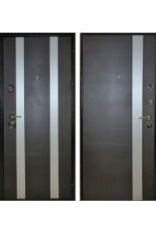 Входная  металлическая дверь SD Соло венге.