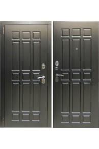 Входная металлическа дверь  Квадро венге.