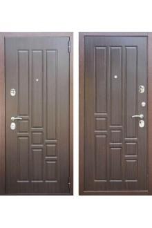 Входная дверь Зетта Комфорт 3 Б1 венге