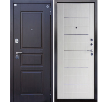 Входная металлическая сейф дверь Аргус ДА-43