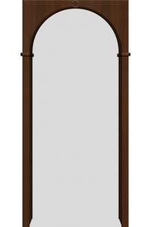 Межкомнатная ПВХ арка  Венге
