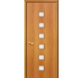 Межкомнатная ламинированная дверь 1С миланский орех