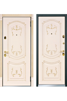 Входная металлическая дверь Бульдорс Premier 45  P4