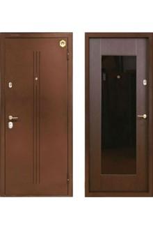 """Входная металлическая дверь Бульдорс 26 Z """"Венге"""""""