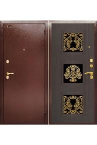 Входная  металлическая сейф дверь Аргус ДА-16 Венге