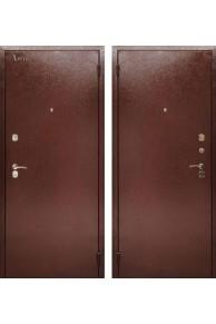 Уличная металлическая сейф дверь Аргус ДА-9