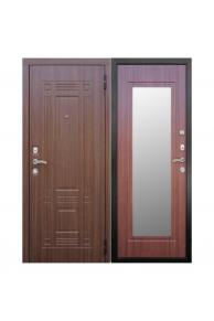 Входная металлическая дверь Престиж Зеркало.