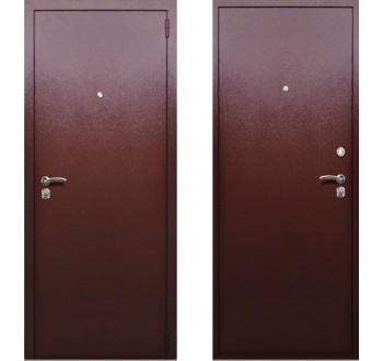 Входная металлическая сейф дверь Берлога СБ-1