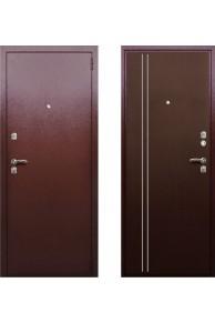 Входная металлическая сейф дверь Берлога СК-1В