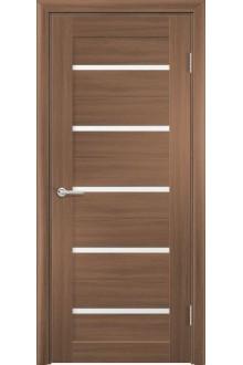 Межкомнатная дверь Альба орех велла
