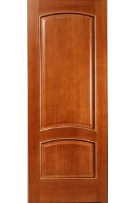 Межкомнатная дверь глухая Лаура венге