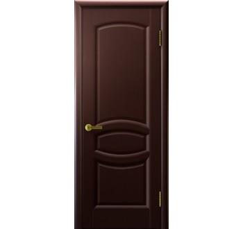 Межкомнатная дверь глухая Анастасия венге