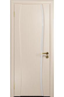 Межкомнатная дверь Белла-1 беленый дуб
