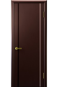 Межкомнатная дверь глухая Модерн-3 венге