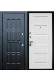 """Входная дверь Империя """"Фортуна"""" Венге - беленный дуб"""