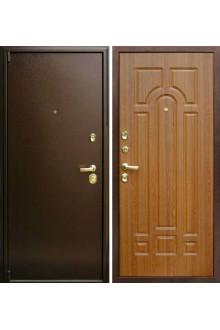 """Входная дверь Империя """"Да Винчи"""" Дуб старый рустикальный"""