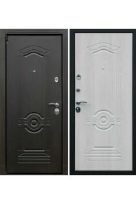 """Входная дверь Империя """"Гермес"""" Венге - белёный дуб"""