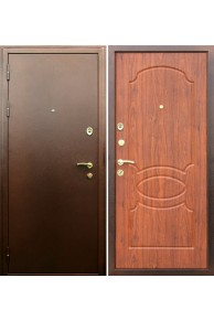 """Входная дверь Империя """"Грация"""" Орех темный"""