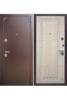 Входная металлическая дверь Зетта Евро 2 Б2 Винорит.