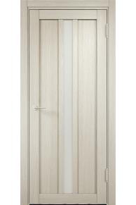 Межкомнатная дверь ЭКО 01 белёный дуб мелинга