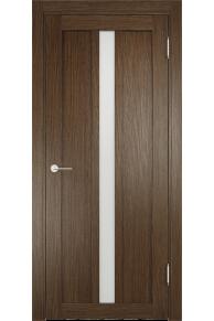 Межкомнатная дверь ЭКО 01 венге  мелинга
