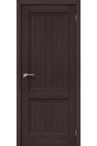Межкомнатная дверь с эко шпоном Порта-62 ПГ Venge Veralinga