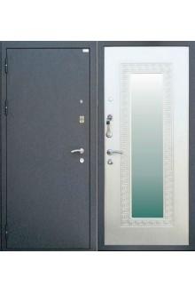 Входная металлическая дверь Арма Стандарт 2 Белёный дуб